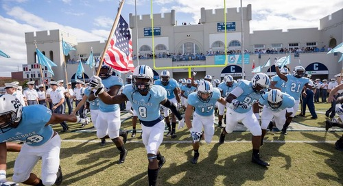 The Citadel Athletics Launches OvationTix by AudienceView