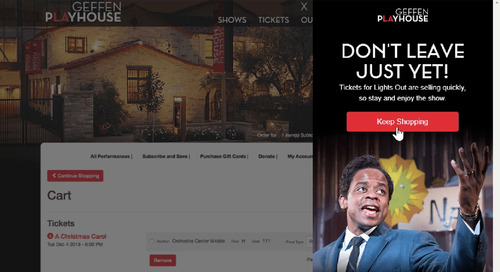 Geffen Playhouse Achieves $9:1 ROI and Top-Performing Show with Cybba