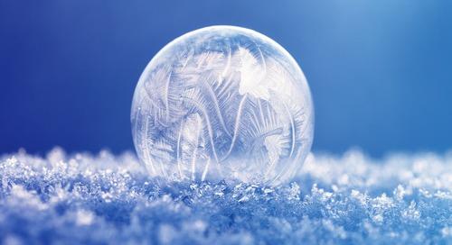 Staring Into My Java Snow Globe 2021