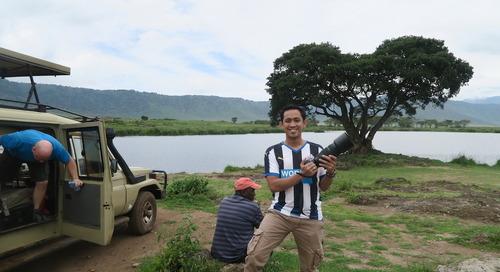 Mencoba Fujifilm X-T2 di Afrika