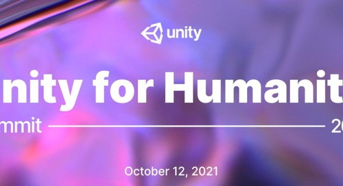 Imagining a better world at the Unity for Humanity Summit