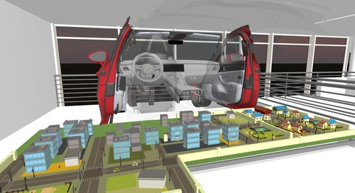How Volkswagen Group of America visualizes vehicles for 2030 and beyond