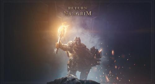 Sycoforge's Return to Nangrim Democratizes Gamedev with Unity and Plastic SCM