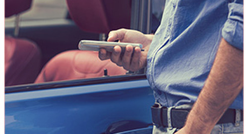 The Key to New Business Models in Connected Mobility Fleet? Digital Keyless Entry