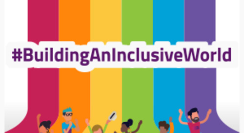 Inclusion and Diversity at Irdeto – #BuildingAnInclusiveWorld