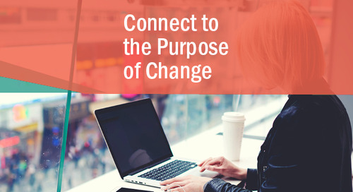 Staying Engaged During Corporate Change (Part 1)