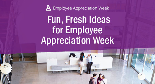 Out of the Box Ideas for Employee Appreciation Week