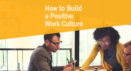 5 Company Initiatives That Improve Office Culture