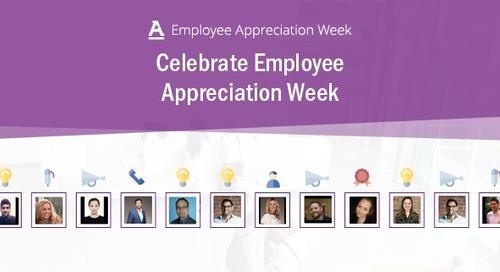 Employee Appreciation Week: Achievers' Employees, We Appreciate You!