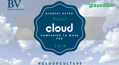 Another Great Reason to Work at AppFolio: A Highest Rated Cloud Company to Work For
