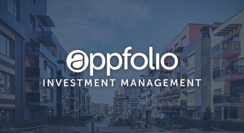 Introducing AppFolio Investment Management