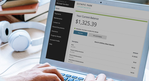 Increase Resident Satisfaction & Business Efficiency With Online Payments