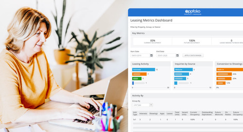 Keep Your Eye on These 3 Important Leasing Performance Metrics