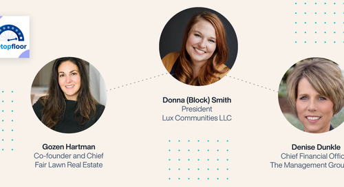Tuning into Women Who Lead in Real Estate