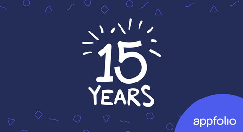 15 Years. A Future to Go.