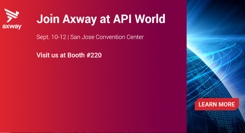 API World 2018 features Axway