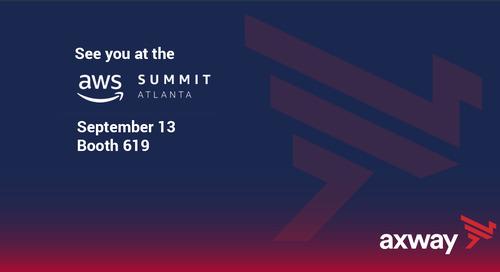AWS Summit Atlanta welcomes Axway