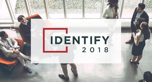 IDENTIFY 2018 welcomes Axway