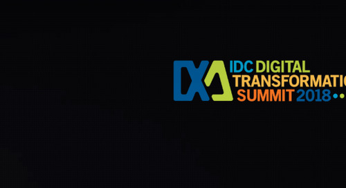 IDC innovation summit in China wrap-up: API solution