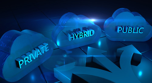 The hybrid cloud advantage for enterprise businesses
