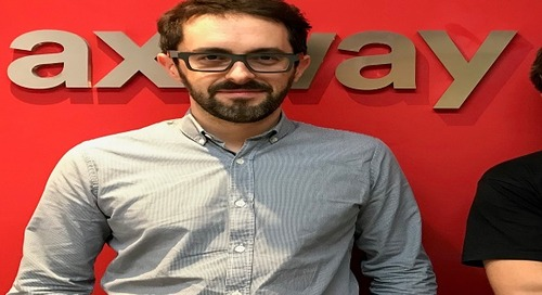 Customer Success Organization: Axway's Jean-Baptiste Brière embraces client solutions