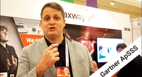 Axway shines at Gartner Application Strategies & Solutions Summit
