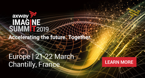 Chantilly speaker lineup at IMAGINE SUMMIT 2019