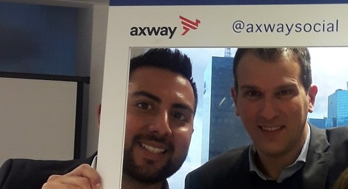 Axway Social Media Day in Paris: Key takeaways