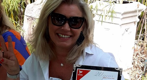Chantal Roudil D'Ajoux brings 20+ years of team collaboration to Axway