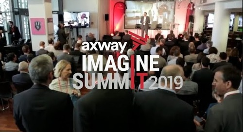 IMAGINE SUMMIT Exhibitors – a special relationship with Axway