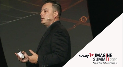 What Axway AMPLIFY means for you