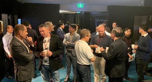 IMAGINE SUMMIT Australia–three cities in three days 2019