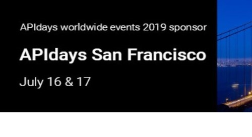 Join Axway as a Global Sponsor for APIdays San Francisco