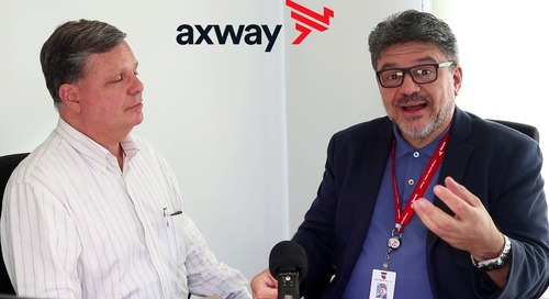 Axway's Marcelo Ramos' interview on Papo Fácil (Easy Talk)