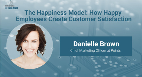 The Happiness Model: How happy employees create customer satisfaction