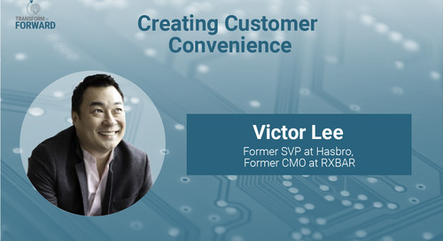 4 tips for Digital Transformation during COVID with Victor Lee