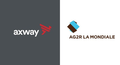 AG2R LA MONDIALE provides the best data flow experience to its customers with Axway MFT