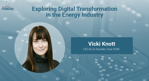Exploring digital transformation in the energy industry with Vicki Knott