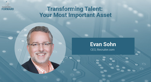 Transforming talent: Your most important asset with Evan Sohn
