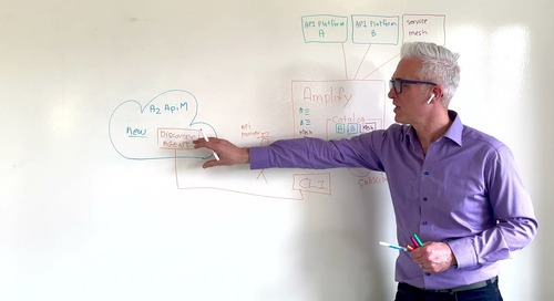 Amplify Whiteboard 2: API Discovery and Subscriptions