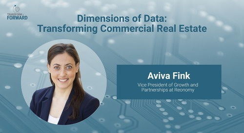 Transforming commercial real estate with Aviva Fink