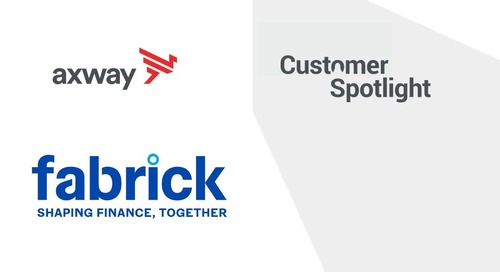 Powered by Axway, Fabrick is vying to become Europe's leading open finance ecosystem