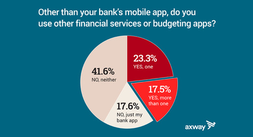 Consumers are starting to sense an open banking transformation
