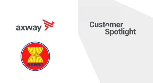 How ASEAN clears cargo faster and boosts Southeast Asia trade with Axway B2B Integration