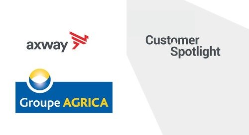 Groupe AGRICA frees IT to focus on innovation with Axway Managed File Transfer solution