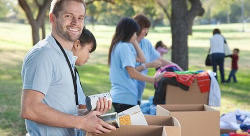 Giving Back Is Important to Your Workforce