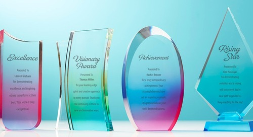 Office Awards & Recognition For Your Stellar Staff