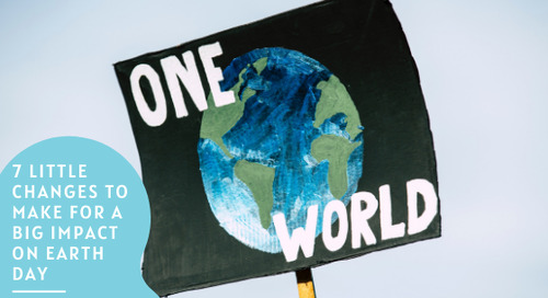 7 Little Changes To Make For A Big Impact On Earth Day