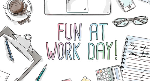 Fun Activities for National Fun at Work Day at the Office