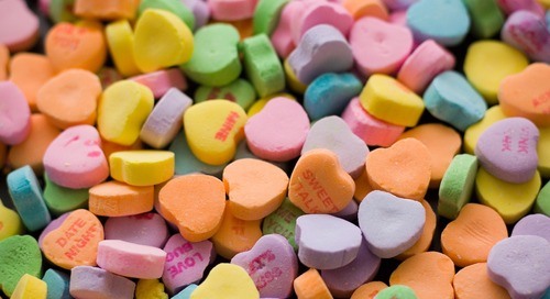 15+ Sweet as Candy Messages to Send to Your Co-Workers for Valentine's Day